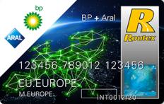BP + Aral tankpas