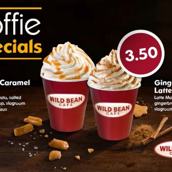 Winterse koffie specials