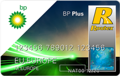 BP Plus tankpas
